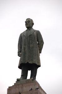 220px-Statue-of-Kaichiro-Nezu