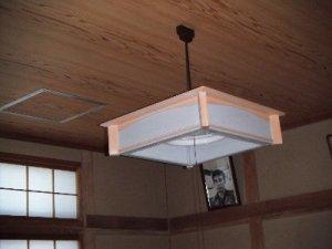 『電球や蛍光管の取替が大変なら (LED照明)』 2014.11.4