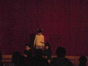 1 クマオを演じた息子も緊張で少し声が小さくなったかもでもこれも貴重な体験です。