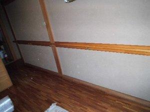 4 工事後 廊下に手すりが付きました