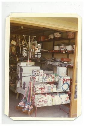 店の写真 昭和40年