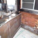 2  工事中 キッチン