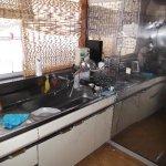 5 工事前  お湯が使えない今までのキッチン